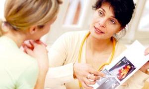 La Visita a tu Ginecólogo en tu tercer mes