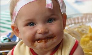 Alimentos Contaminados para tu Bebé