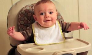 Alimentando a Tu Bebé el Octavo Mes