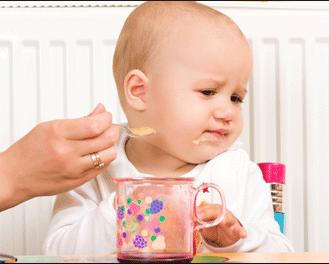 Mi hijo no come, ¿qué debo hacer?