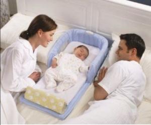 Cuidando el Sueño de Tu Bebé en su Primer Mes