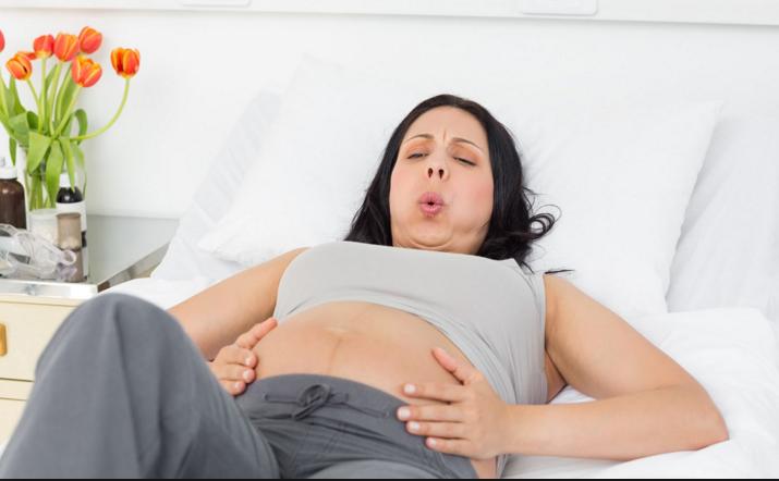 Dolor en tu Séptimo mes de Embarazo