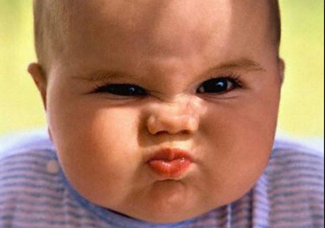 Carácter de tu Bebé