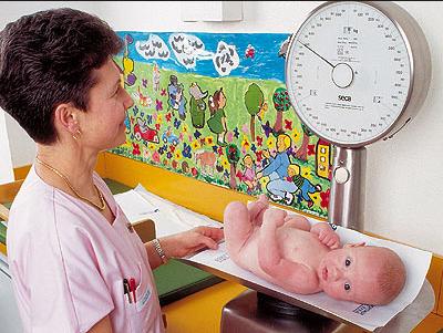 La Talla de Tu Bebé Durante su Cuarto Mes