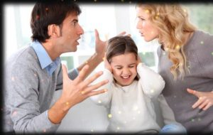 Hablemos de la separación de los padres
