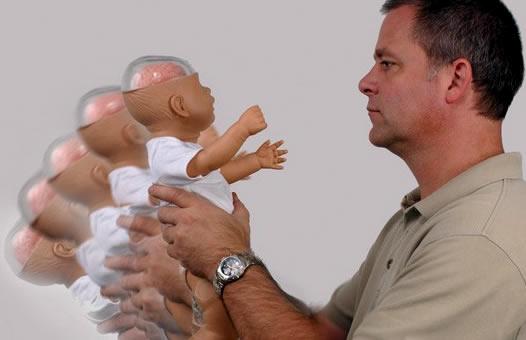 Síndrome del bebé sacudido: causas y síntomas