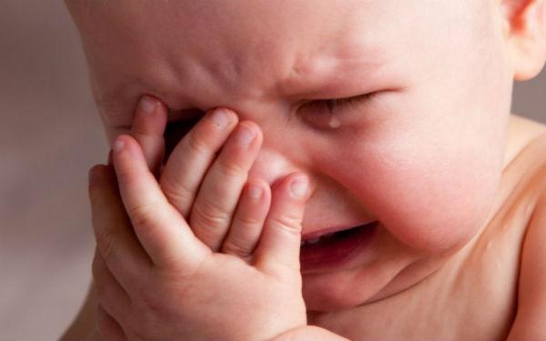 Tips para calmar el llanto de tu bebe