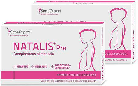 Suplemento Vitamínico para la Concepción y Mujeres en Embarazo con Ácido Fólico